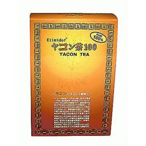 ヤコン茶100 - 拡大画像