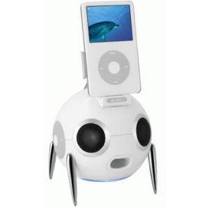raindesign iPod用アンプ内蔵スピーカー iWoofer - 拡大画像