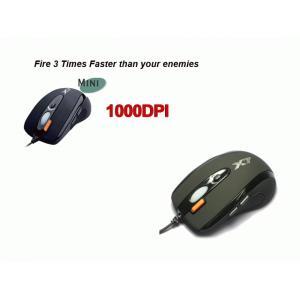 A4 TECH Game Mouse X-750MF-JP - 拡大画像