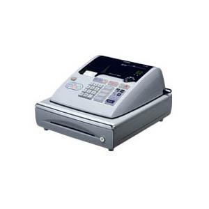 カシオ 電子レジスター  TE-M80 グレー - 拡大画像