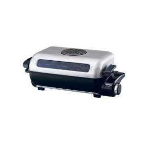 象印 フィッシュロースター  EF-VS40-HX(メタリックグレー) - 拡大画像