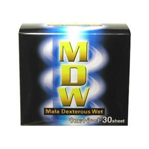 MDW男性器洗浄用ウェットティッシュ - 拡大画像