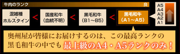 A4・A5等級のみ黒毛和牛 焼肉3点セット600g画像09