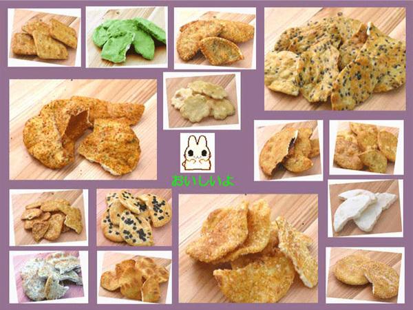 【訳あり】草加・おまかせ割れせんべい(煎餅) ...の説明画像3