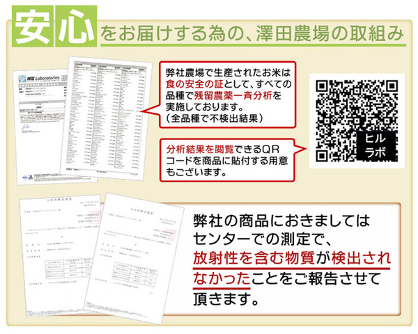 【平成28年産】 澤田農場の新潟県上越産ミルキ...の説明画像8