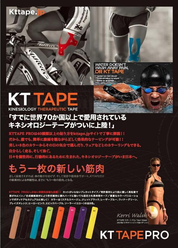 KT TAPE PRO(KTテーププロ) ロー...の説明画像1