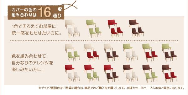 ダイニングセット 4点セット【D】(テーブル...の説明画像27