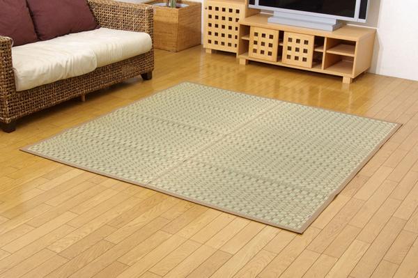 おすすめ!モダン 純国産/日本製 掛川織 い草カーペット『奥丹後』画像08