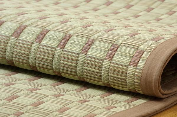 おすすめ!モダン 純国産/日本製 掛川織 い草カーペット『奥丹後』画像09