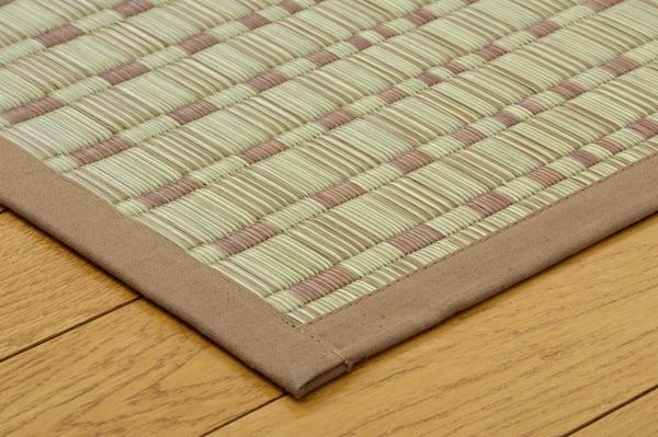 おすすめ!モダン 純国産/日本製 掛川織 い草カーペット『奥丹後』画像10