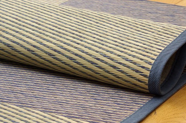 おすすめ!モダン 純国産/日本製 掛川織 い草カーペット『奥丹後』画像06