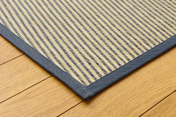 おすすめ!モダン 純国産/日本製 掛川織 い草カーペット『奥丹後』画像07