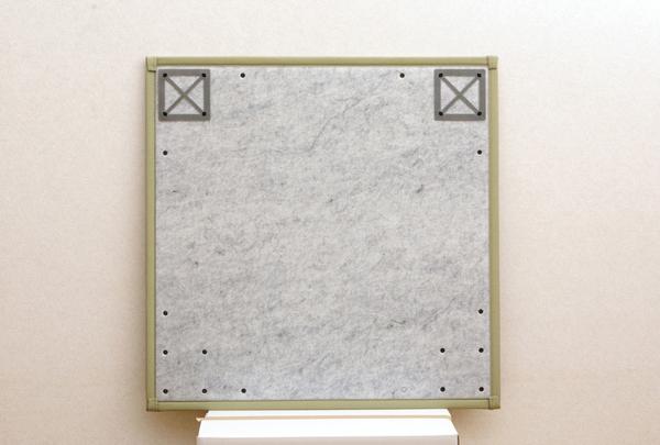 ユニット畳 『しずか低反発』 82×82×2.3cm(9枚1セット)(中材:低反発ウレタン+フェルト)