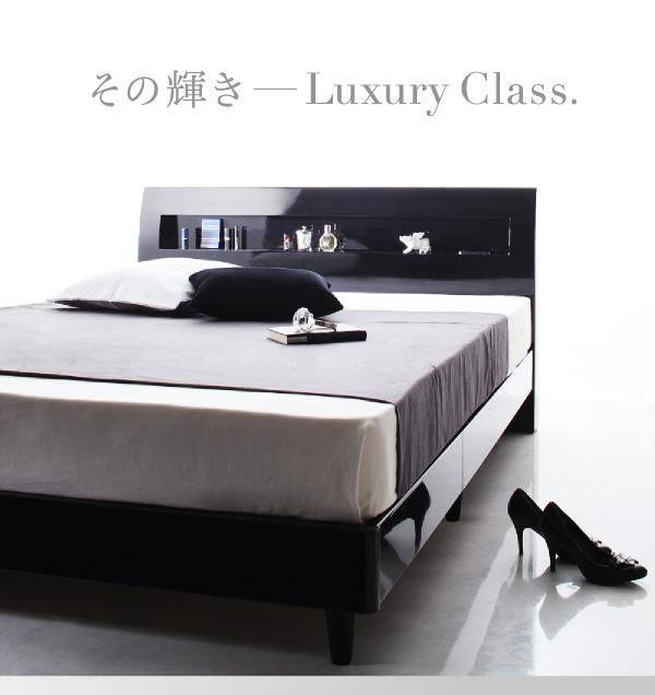 おしゃれベッド、「すのこベッド」ダブルサイズ