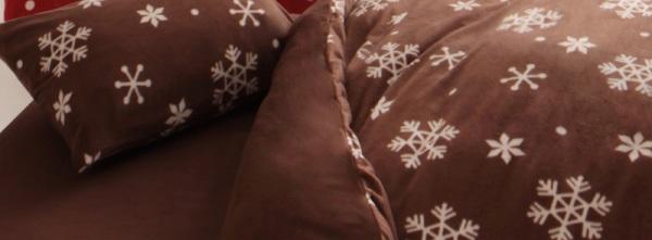 布団カバーセット 4点セット【ベッド用】キング...の説明画像3