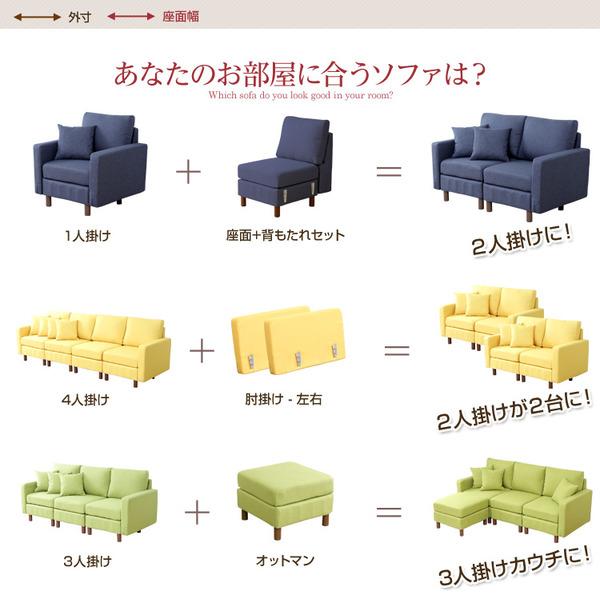 あなたのお部屋に合うソファは