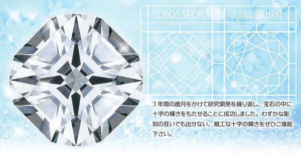 クロスフォーニューヨーク Dancing Stoneシリーズ(ダンシングストーン)  Good Future ピアス NYE-113