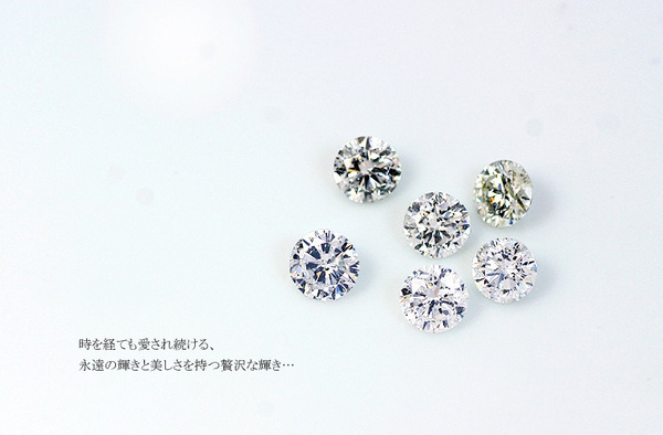 K18 0.5ctダイヤモンドペンダント/ネックレス スクリューチェーン(鑑別書付き)