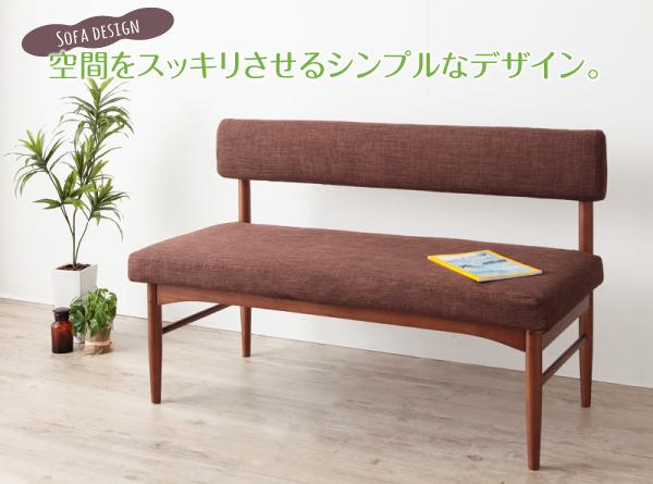 【本体別売】ソファーカバー 足置き(オットマ...の説明画像11