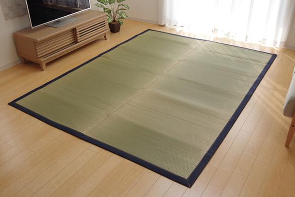 おすすめ!ラグマット 純国産 い草ラグカーペット『F)MUKU』画像05