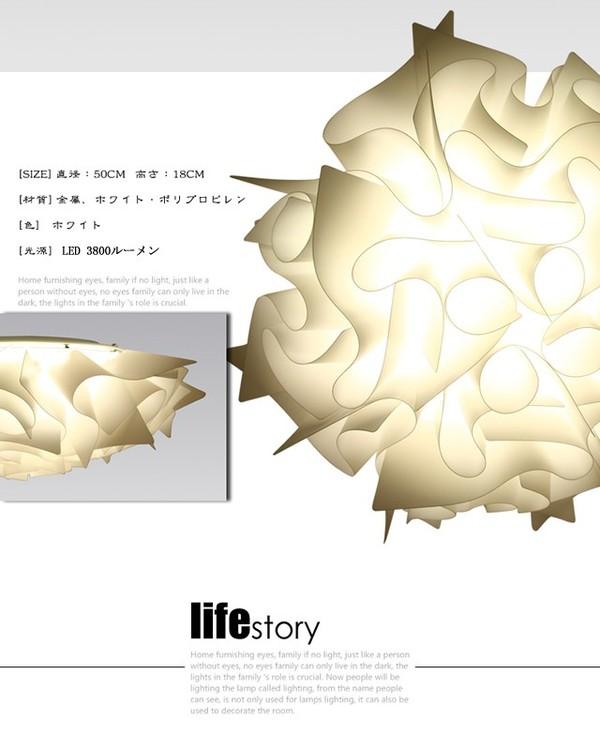 LED リモコン付き 調光調温 リモコン三段調...の説明画像2