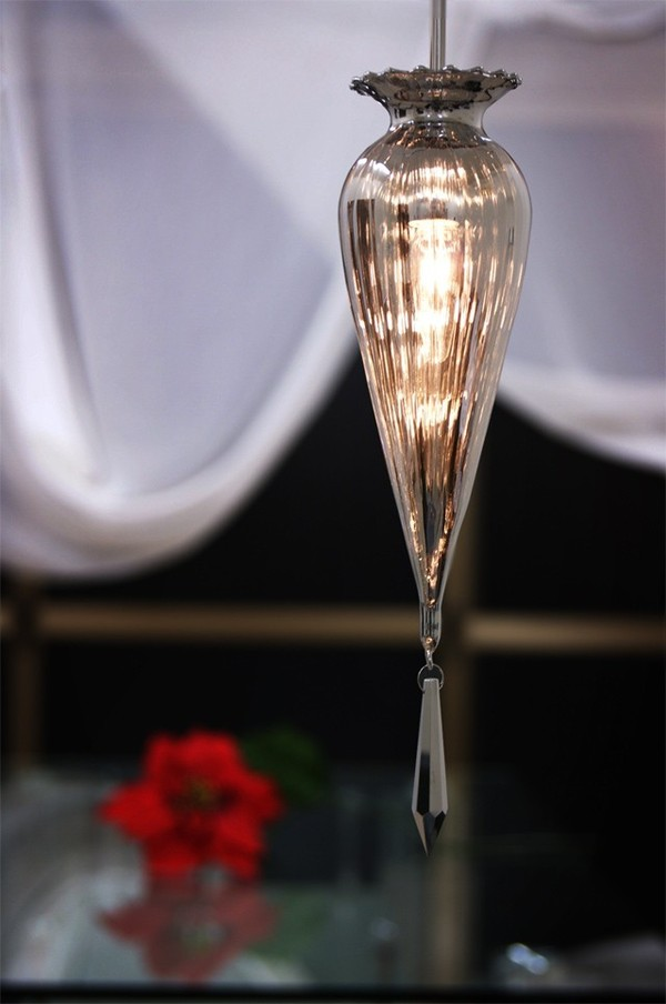 ペンダントライト(吊り下げ型照明器具) ミルク...の説明画像1