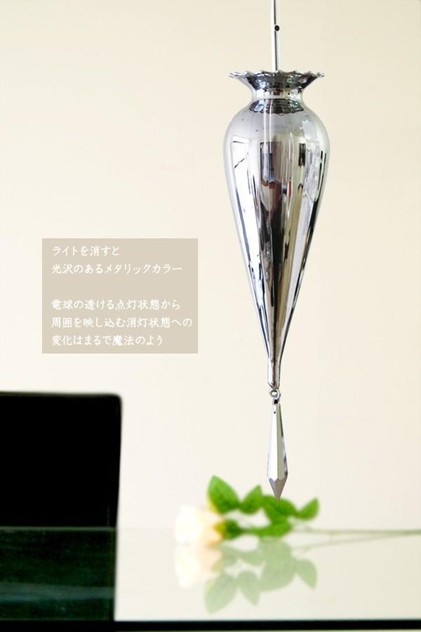 ペンダントライト(吊り下げ型照明器具) ミルク...の説明画像2