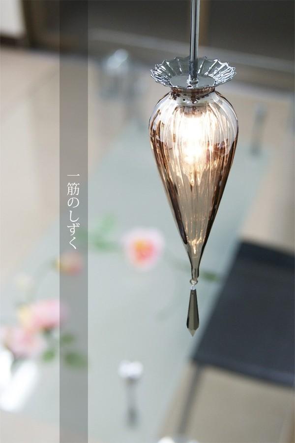 ペンダントライト(吊り下げ型照明器具) ミルク...の説明画像3