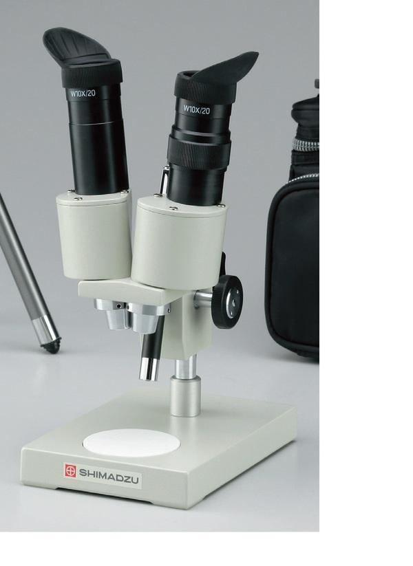 【島津理化】小形実体顕微鏡 VS-20の説明画像1