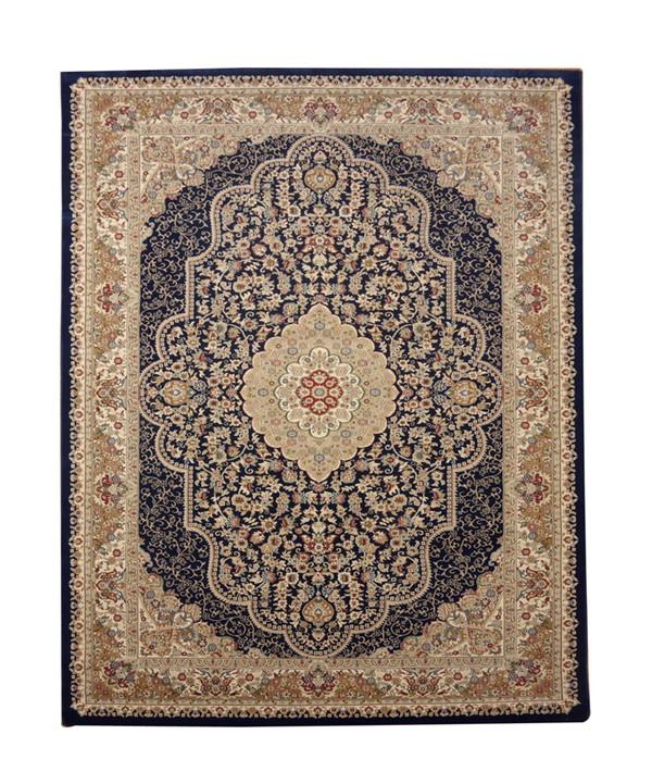 おすすめ!おしゃれなラグマット トルコ製 ウィルトン織り カーペット 絨毯 ホットカーペット対応 『ベルミラ RUG』画像08