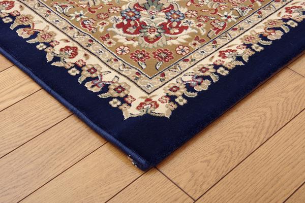 おすすめ!おしゃれなラグマット トルコ製 ウィルトン織り カーペット 絨毯 ホットカーペット対応 『ベルミラ RUG』画像12