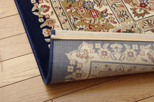 おすすめ!おしゃれなラグマット トルコ製 ウィルトン織り カーペット 絨毯 ホットカーペット対応 『ベルミラ RUG』画像13