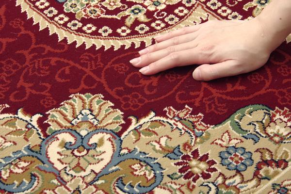 おすすめ!おしゃれなラグマット トルコ製 ウィルトン織り カーペット 絨毯 ホットカーペット対応 『ベルミラ RUG』画像15