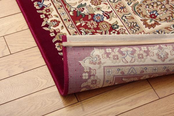 おすすめ!おしゃれなラグマット トルコ製 ウィルトン織り カーペット 絨毯 ホットカーペット対応 『ベルミラ RUG』画像19