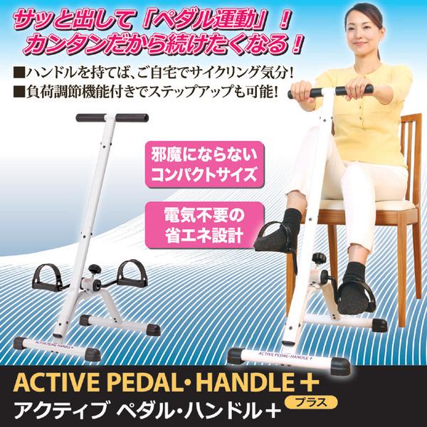 アクティブペダル・ハンドル+(プラス)