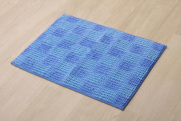バスマット フロアマット 洗える 吸水 マイ...の説明画像10