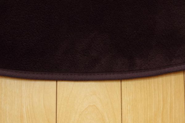 ラグマット カーペット だ円 洗える 抗菌 ...の説明画像13