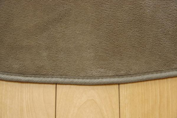 ラグマット カーペット だ円 洗える 抗菌 ...の説明画像17