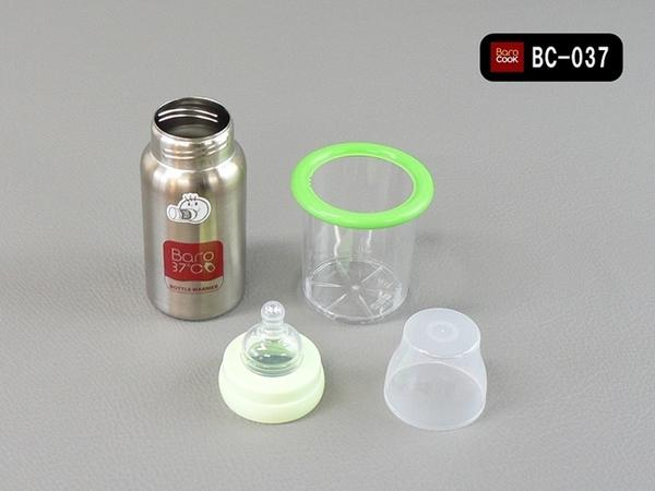 バロクック(BAROCOOK) 加熱式哺乳瓶 ...の説明画像5