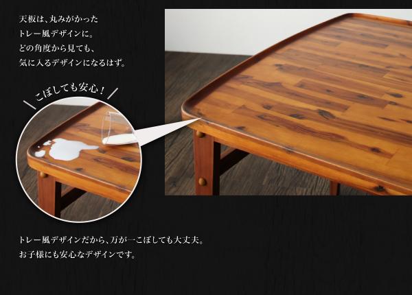 ダイニングセット 4点セット(テーブル+チェア...の説明画像5