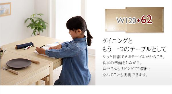 子供が勉強する画像