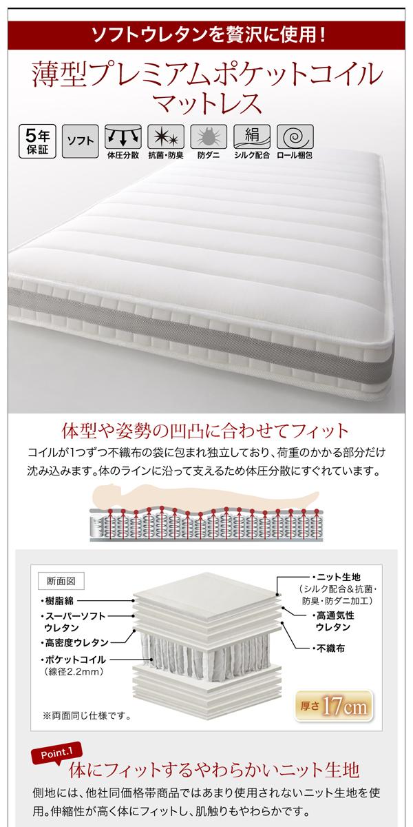 大容量収納すのこベッドOpen Storageオープンストレージ