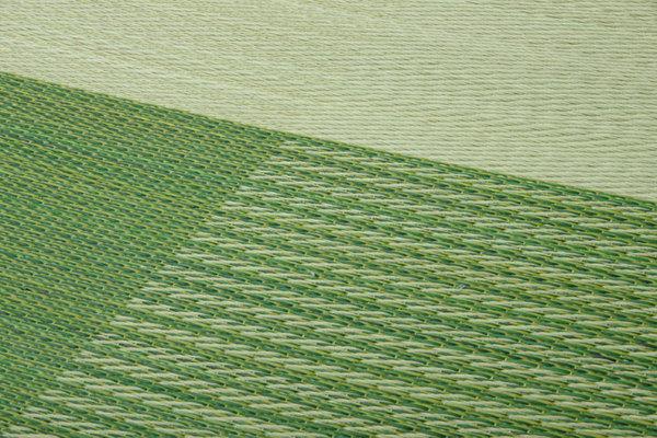 おすすめ!い草 ラグマット/絨毯 シンプル 格子柄 撥水 防滑 抗菌 防臭 消臭 調湿『NSプラム』画像09