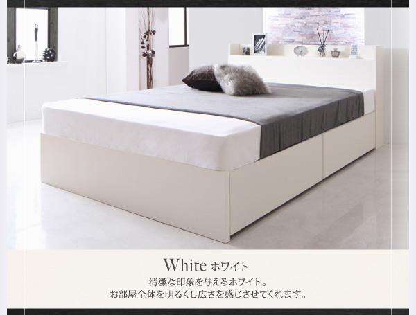 お客様組立 収納ベッド シングル すのこ仕様...の説明画像16