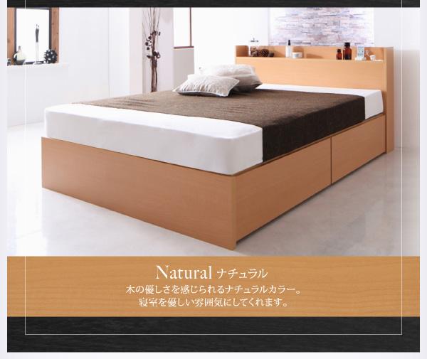 お客様組立 収納ベッド シングル すのこ仕様...の説明画像17