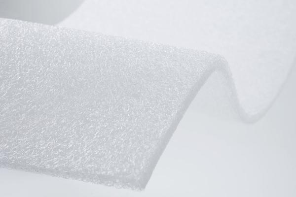 敷布団/寝具 【ダブル】 約140cm×195cm 無地 洗える 通気性 保温性 高耐久性 『ライトウェーブマットレス』 〔寝室〕